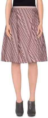 So Nice Knee length skirts