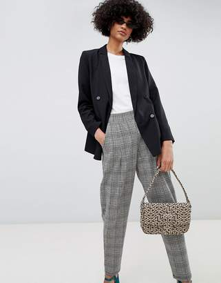 Vero Moda Check Trouser