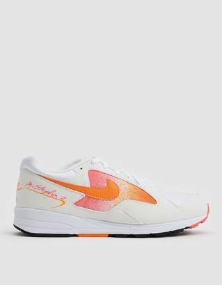 Nike Skylon II Sneaker in White/Total Orange