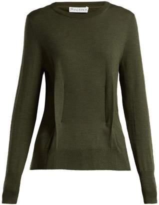 J.W.Anderson Merino wool knitted sweater