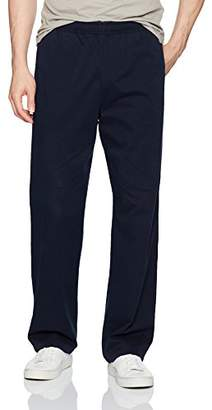 French Connection Men's O'Ahu Peach Pie Wide Chino