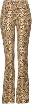 Anine Bing Snakeskin Printed Pants
