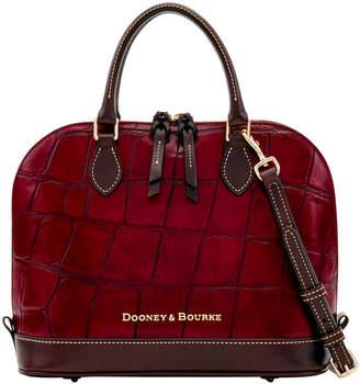 Dooney & Bourke Denison Zip Zip Satchel