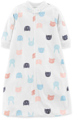 Carter's Baby Girls Microfleece Sleep Bag