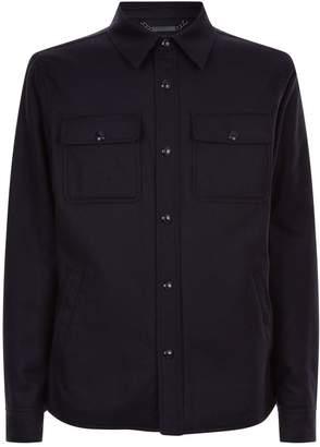 Ralph Lauren Purple Label Wool Coat
