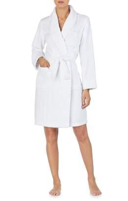 Lauren Ralph Lauren Short Fleece Robe
