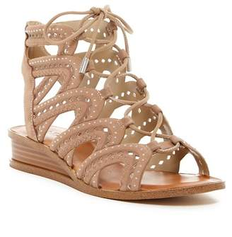 1 STATE 1.State Maygan Ghillie Wedge Sandal