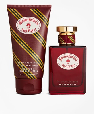 Brooks Brothers Red Fleece Fragrance Gift Set