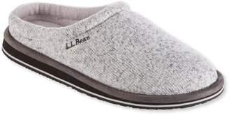 L.L. Bean L.L.Bean Women's Sweater Fleece Slipper Scuffs