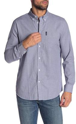 Ben Sherman Grindle Printed Classic Fit Shirt