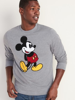 Old Navy Disney Mickey Mouse Graphic Sweatshirt for Men