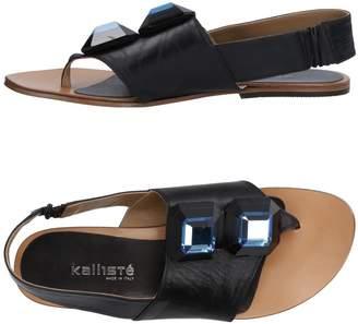 Kalliste Toe strap sandals - Item 11447851IV