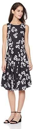 Suite Alice Sleeveless Flare Hem Midi Dress