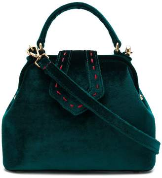 Mehry Mu soft foldover shoulder bag