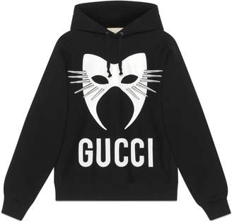 Gucci Hoodie Heavy Felted