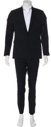Christian Dior Trimmed Wool Two Piece Suit