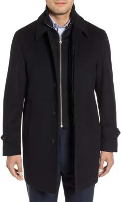Sanyo Merlet Wool Raincoat