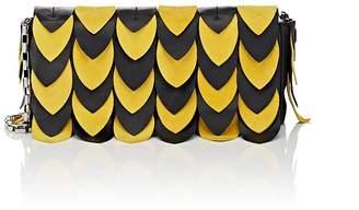 EOS Tomasini Women's Leather & Suede Shoulder Bag