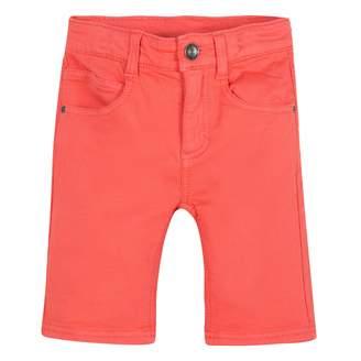 3 Pommes Boy's 3n25075 771 Fleece Bermuda Short