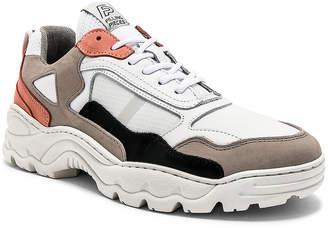 Filling Pieces Trimix Sneaker in Peach   FWRD
