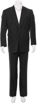 Tom Ford Wool & Mohair-Blend Suit