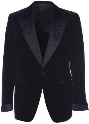Tom Ford Smoking Jacket Velvet