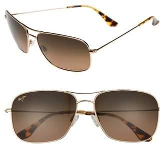Maui Jim Breezeway 63mm PolarizedPlus2(R) Sunglasses