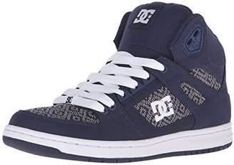 DC Women's Rebound High TX SE Skate Shoe