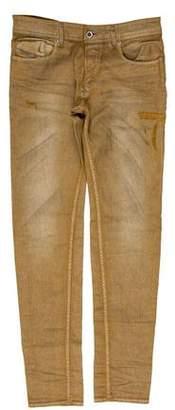 Diesel Sleenker Distressed Jeans w/ Tags