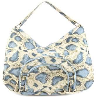 Christian Audigier Holly Snake Hobo Bag