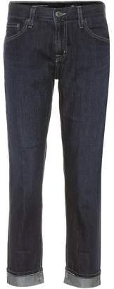 AG Jeans The Ex-Boyfriend mid-rise boyfriend jeans