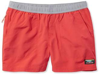 L.L. Bean L.L.Bean Packable Stowaway Shorts, Colorblock