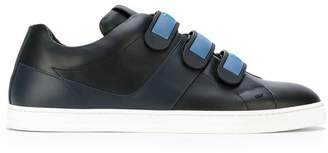Fendi touch-fastening sneakers