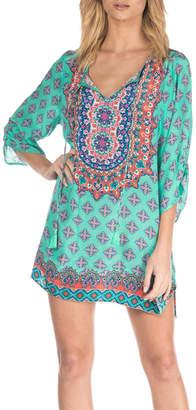 Tolani Sanaya Silk Tunic