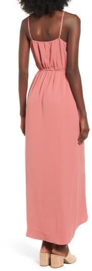 Women's Everly Ruffle Wrap Maxi Dress 5