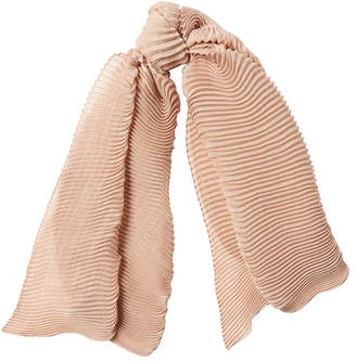 Agnona Scarf with Cashmere and Silk