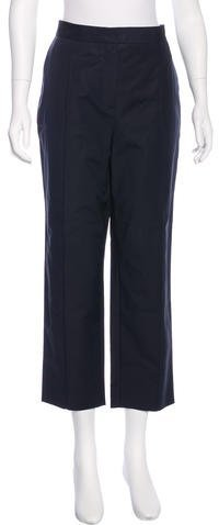 Christian Dior High-Rise Cropped Pants w/ Tags