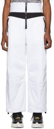 Colmar A.G.E. by Shayne Oliver White Wide Ski Trousers