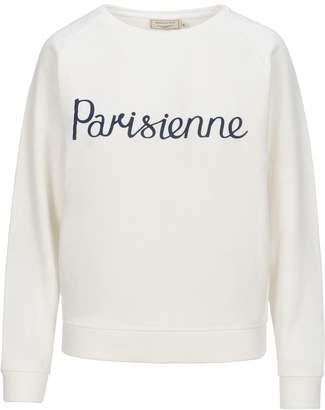 MAISON KITSUNÉ Par Perm Sweatshirt Parisien