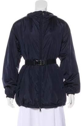 Prada Sport Hooded Casual Jacket