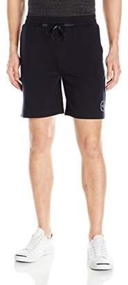 Armani Exchange A X Men's Draw String Interlock Shorts