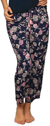 Dorina Womens-Average + Full Figure Microfiber Pajama Pants