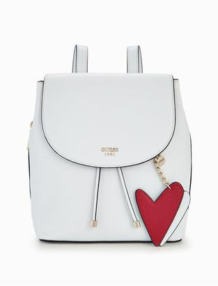Pin Up Pop Heart Backpack