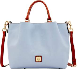 Dooney & Bourke Pebble Grain Large Barlow
