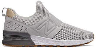 New Balance Slip-On 574 Sport Deconstructed Sneakers