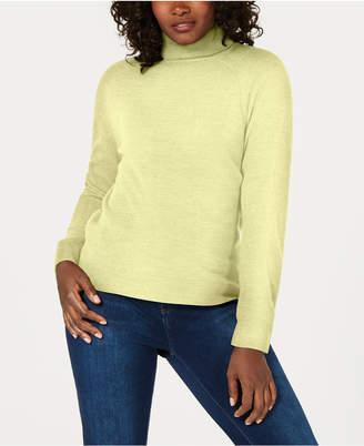 Karen Scott Luxsoft Turtleneck Sweater