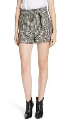 Veronica Beard Michel Tweed Shorts