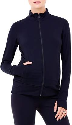 Ingrid & Isabel Active Side Zip Jacket