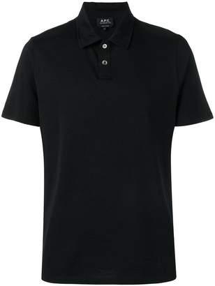A.P.C. classic polo shirt