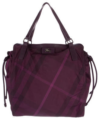 Burberry Burberry Buckleigh Packable Tote